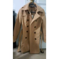 Trench coat   size: M (fits like small) Markham, L6C 1S6