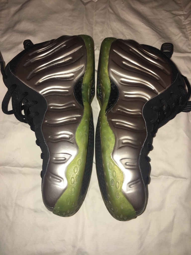 09dc8ce08fa Used nike air foamposite one metallic silver for sale in union city letgo  jpg 600x800 Sole