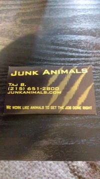 Junk removal.. Clean outs.. Hauling Wilkes-Barre