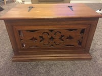 Solid Wood Chest Calgary, T3M 2E3