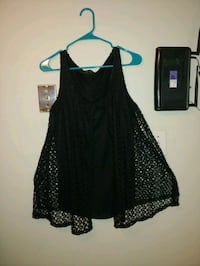 New black shirt / New dress Edmonton, T5C 0E8
