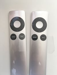 2 Apple TV Remotes Falls Church, 22044
