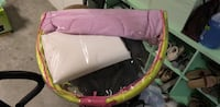Baby's pink and white bassinet Eastvale, 92880