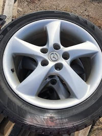 2008 Mazda 6 wheels  Sioux Falls, 57110