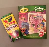 $10 for Both Arts and krafts & Coloring Set Tucson, 85746