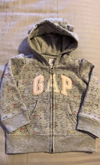 Baby Gap Hoodie size 6-12 months