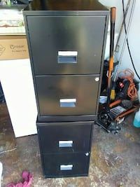 4 drawer File Cabinet.
