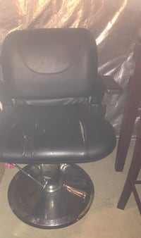 Used hair stylist chair or barber