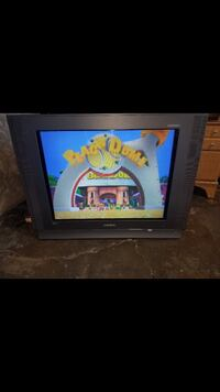 Old working TV