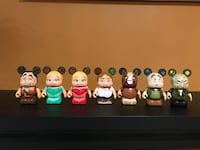 Disney Beauty and the Beast Vinylmations  Mississauga, L4Z 2S4