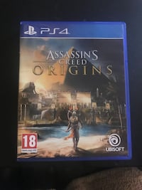 Assassin's Creed Origins PS4 Burnaby, V3N 1A7