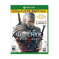 Wit her 3 Complete Edition XBox One Game Edgewood, 98371
