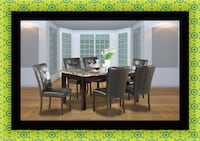 5pc dining table set with 4 chairs Alexandria, 22306