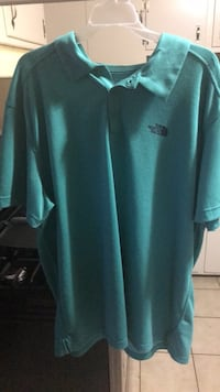 brand new collar north face shirt  , xxl Lubbock, 79415