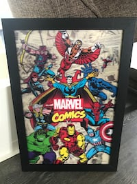 Marvel holographic wall decor Perry Hall, 21128