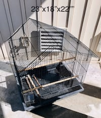 Bird cage or small animal cage