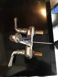 Stainless steel hot and cold faucet Stafford, 77477