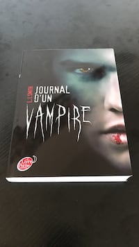 LJ Smith journal d'un vampire