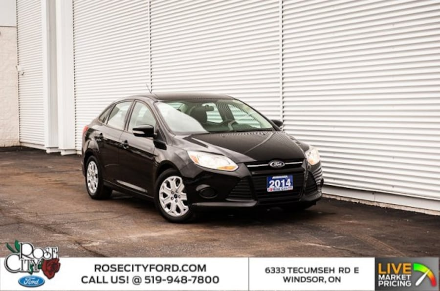 2014 Ford Focus SE / ACCIDENT FREE / LOW KM / CLOTH eec9c973-7090-4af1-a5c5-bf767da96a30