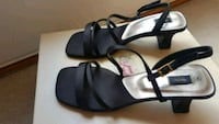 Women's Strappy Sandals Size 9.5
