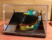 Jeff Gordon Chromalusion Helmet 1/4 Scale Summit Point, 25446