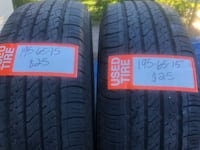 195-65-15 used tires Tampa, 33604