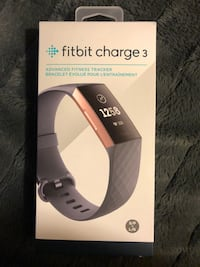 Fitbit  charge 3 Calgary, T2N 1P1