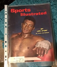 Sports Illustrated by Floyd Patterson book