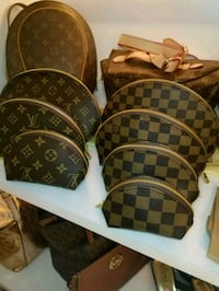 LV TRAVEL ACCESSORIES BAGS Pasadena, 21122