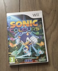 Wii Sonic Colours Arroyomolinos, Madrid, 28939