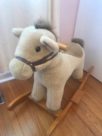 Pottery Barn Kids Rocking Horse - Excellent Cond.    Toronto