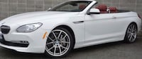 2012 BMW 650 Convertible -ASK ABOUT FINANCING!!- Vancouver, V5V 2H6