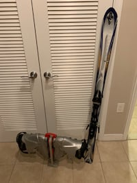 "K2 skis (57"" length), boots, and bindings Washington, 20001"