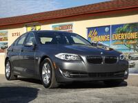 2013 BMW 5 Series 4dr Sdn 528i RWD Ft Myers