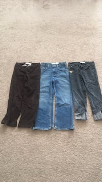 Girls size 8 pants $9 for all  Meridianville, 35759