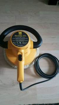 "10"" ORBIT WAXER/POLISHER Edmonton, T6K 3Z2"