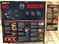 Brand new in the box Bosch 18V compact tough 4 tool combo kit.  Vacaville, 95687