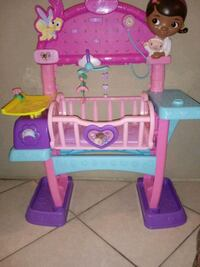 Doc McStuffins Baby All-in-One Nursery Playsetl Avon Park, 33825