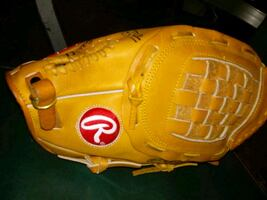 Baseball glove prices firm. New