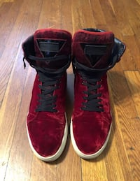 Android Homme red fur size 12  Washington, 20002