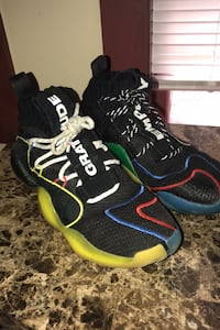 Adidas Crazy BYW x Pharrell (Gratitude and Empathy) 9.5s Under Retail! Chichester, 03258