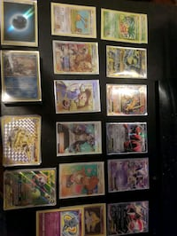 My good pokemon card collection