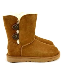 New Women's Suede Ugg Boots Size 9 Pikesville