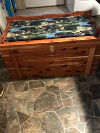 New red cedar hope chest. CHATTANOOGA