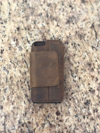 Doc Artisan IPhone 6s Case and Wallet Like New! Rocky View No. 44, T0J 1X3
