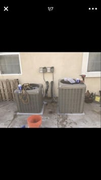 Heating & AC (Repairs Maintenance, troubleshoot, charge units, cleaning coils) etc.