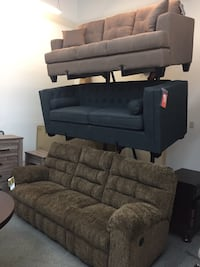 Sofa and Loveseat Sets Starting @ $695 Elk Grove, 95757