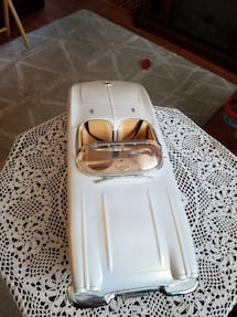 "1962 Corvette Radio and Lights work No Remote 19"" long General Motors To Promote The Movie Bratz."