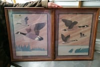 Two Vintage Geese Pictures    Shreveport, 71104