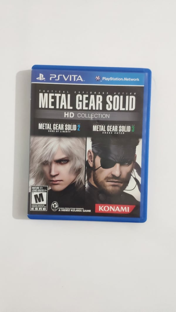 PS Vita Oyun - Call of Duty, Uncharted, Metal Gear Solid, Army Corps cdcd4d00-70ec-44bb-be55-4a1eee251254